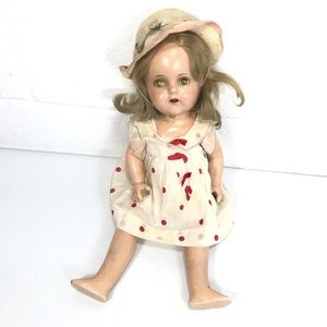 1930's Antique Doll - Possessed? You decide.